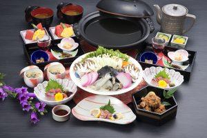 すっぽん美肌鍋(4名様盛)